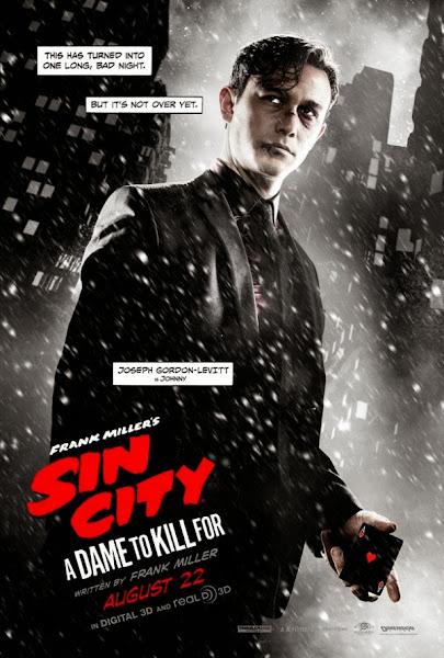 Sin City: A Dame to Kill For - Thành phố tội lỗi